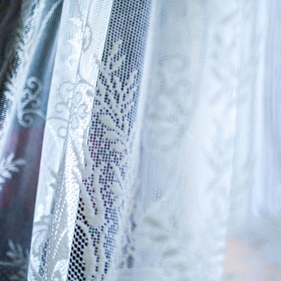 Trendy Lace Curtains